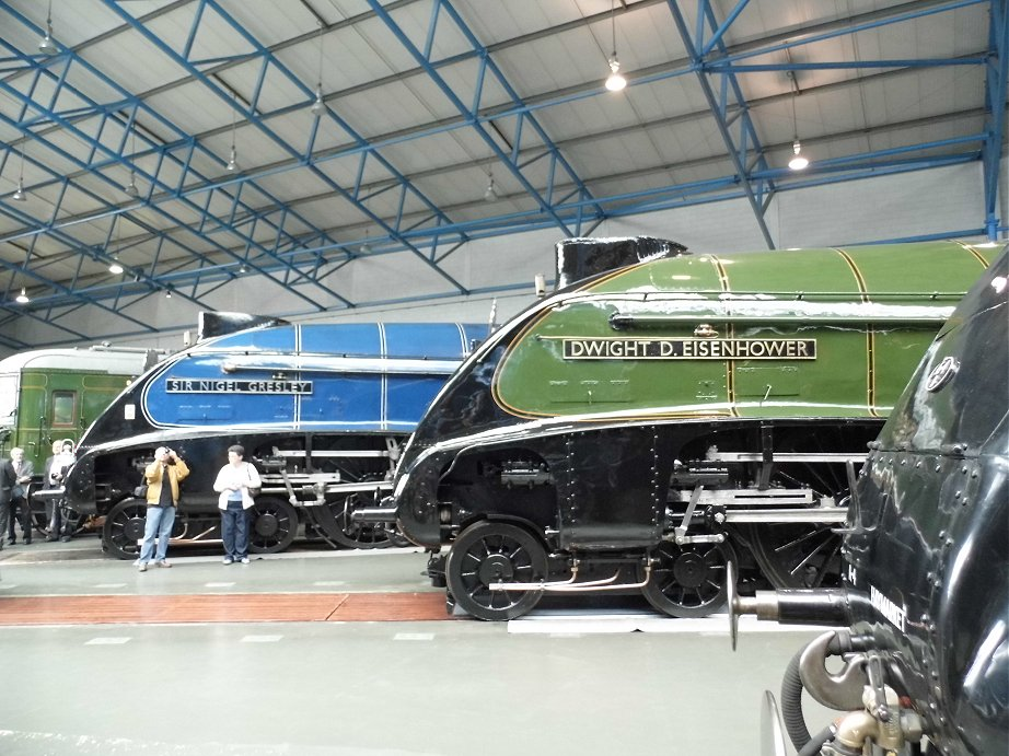 NRM York. Wednesday 03/07/2013.