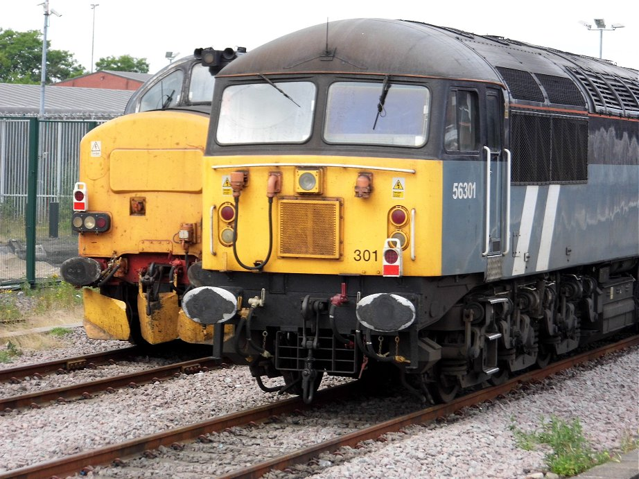 NRM York. Wednesday 10/07/2013.