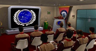 Lecture at Starfleet Academy