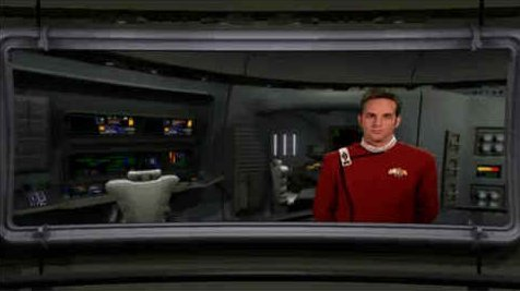 Captain Brentwood of the U.S.S. Alexandria.